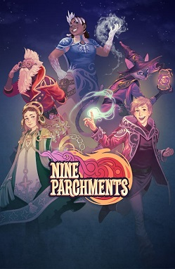Nine Parchments Astral Challenges