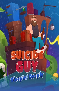 Suicide Guy Sleepin Deeply
